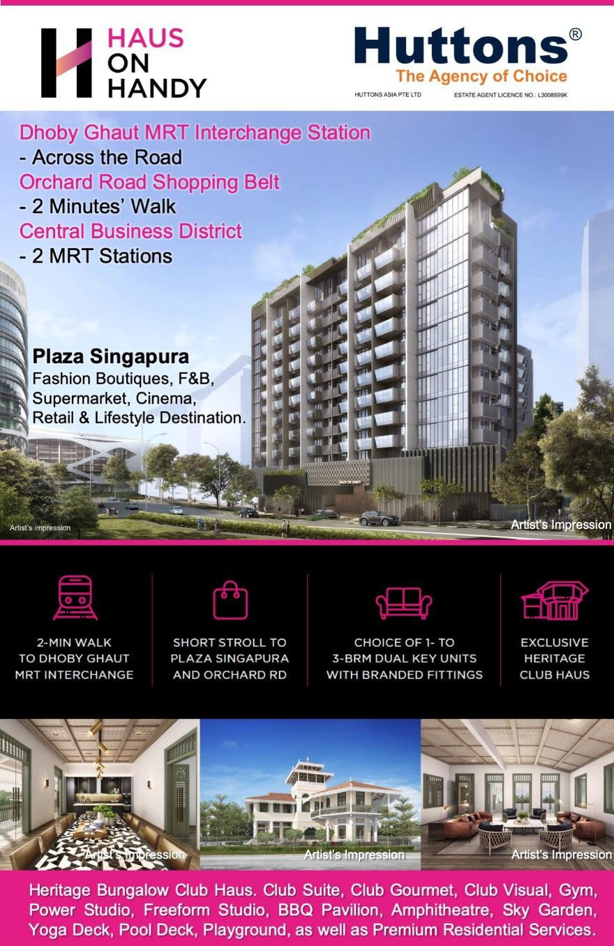 SINGAPORE REAL ESTATE - Blog