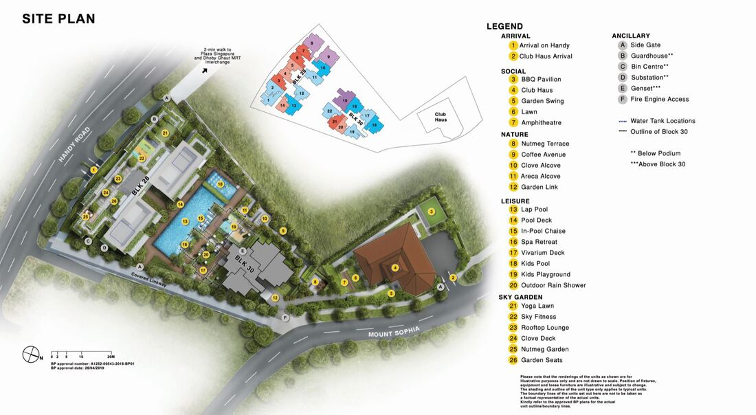 Haus on Handy Site Plan